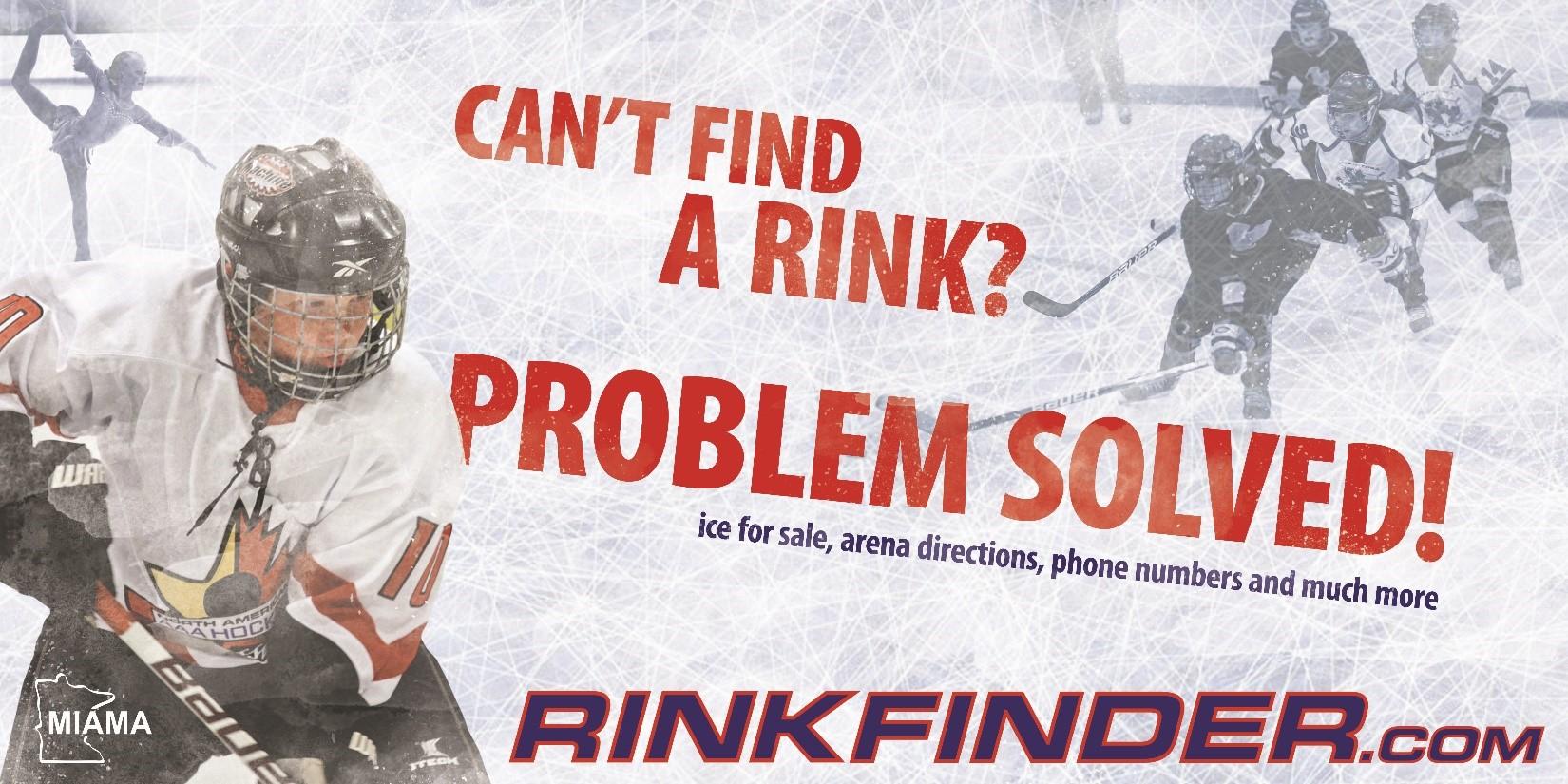 Rinkfinder.com